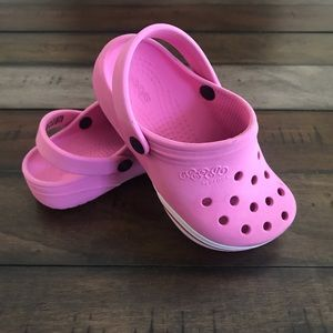 Crocks Pink Girls 💥FINAL PRICE💥